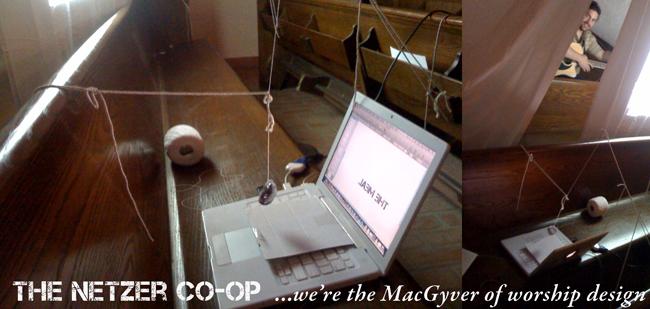 Macgyver_worship